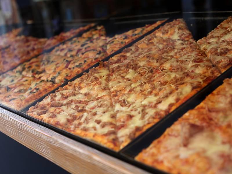 Pizza Verkauf In Coronakrise Gestiegen