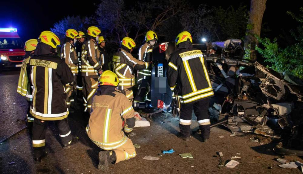 Unfall Gachenbach