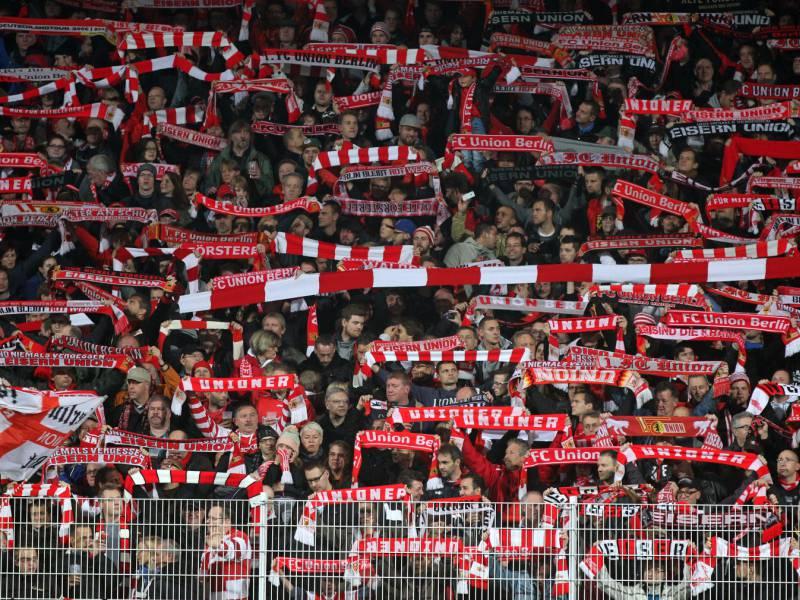 Union Berlin Verzichtet Bis Vertragsende Auf Stuermer Polter