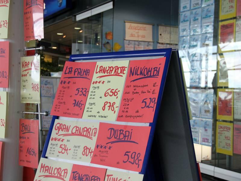 Union Verlangt Abkehr Von Gutscheinen Fuer Stornierte Reisen