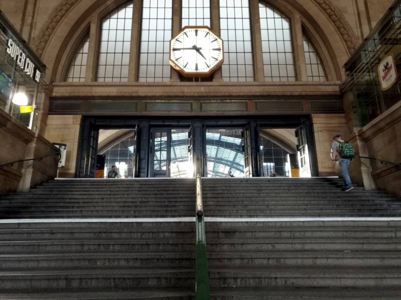 Verkehrsminister Gegen Weitere Reduzierung Von Zugverbindungen