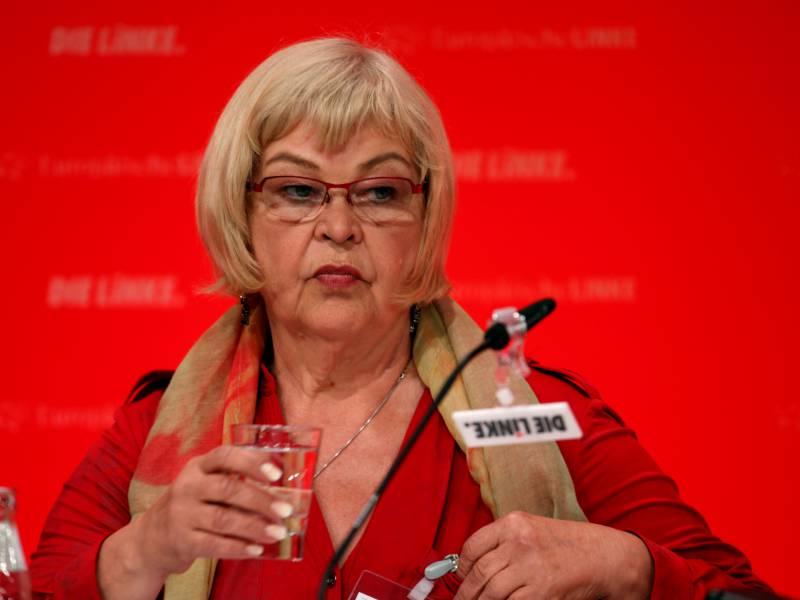 Wirbel Um Wahl Von Linken Politikerin Zur Verfassungsrichterin