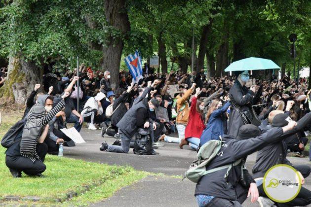 2020 06 06 Antirassismus Demo 40 Von 50.Jpeg