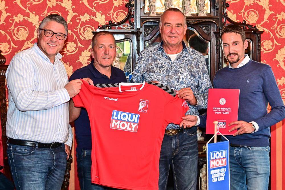 LIQUI-MOLY-103086752_3129313913794480_9038119372682011154_o Richtungsweisende Vereinbarung | Liqui Moly wird Hauptsponsor des VfL Günzburg Günzburg Handball News News Sport |Presse Augsburg