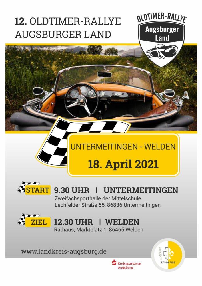 Oltimer Rallye April 2021