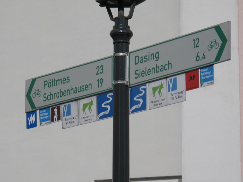 Schilder Spurentour Ii