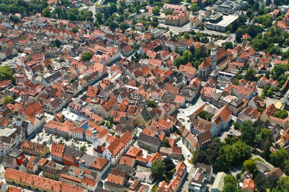 Stadt Mm Luftbild 05