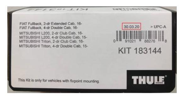 Unbenannt-11 Produktrückruf | Thule ruft Montagekit zurück - Dachträgersystem könnte sich von Dach lösen Produktwarnungen Überregionale Schlagzeilen Prodkutrückruf Thule Thule Rapid Fixpoint XTMontagekit |Presse Augsburg