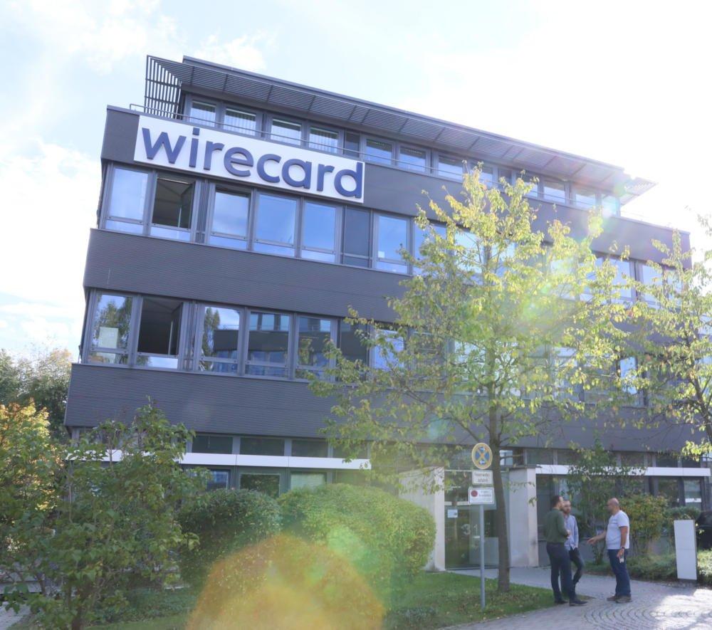 Wirecard Headquarters Aschheim 49556187461