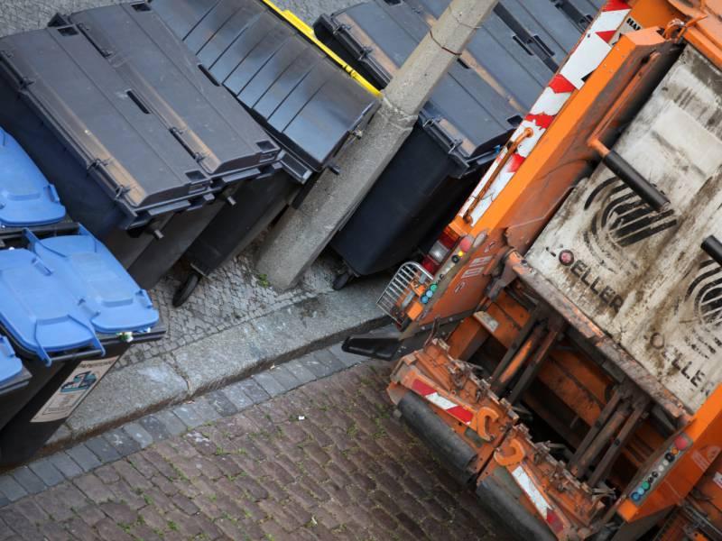 Abfallaufkommen In Deutschland Gestiegen