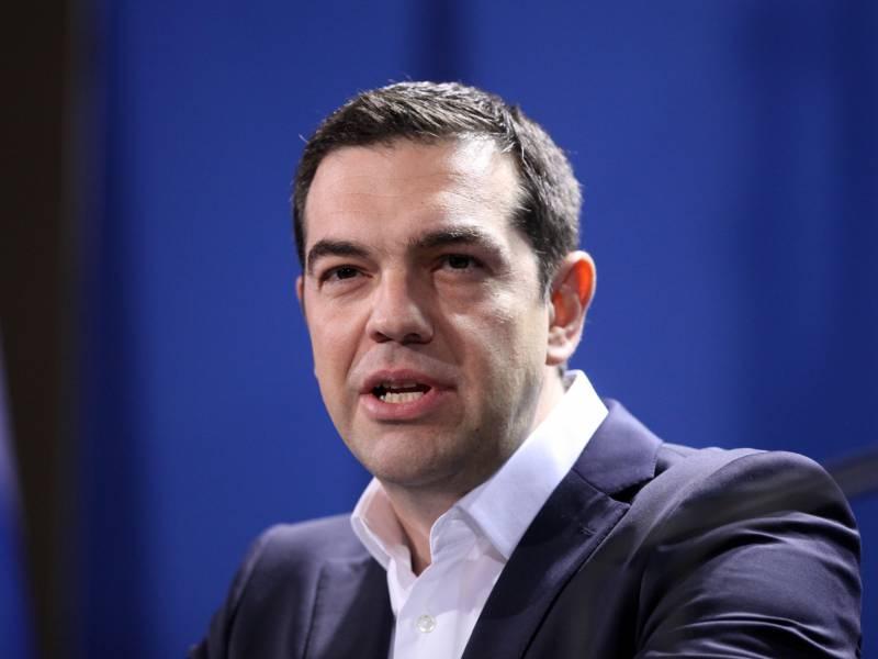 Alexis Tsipras Fordert Entschlossenes Eingreifen Der Eu