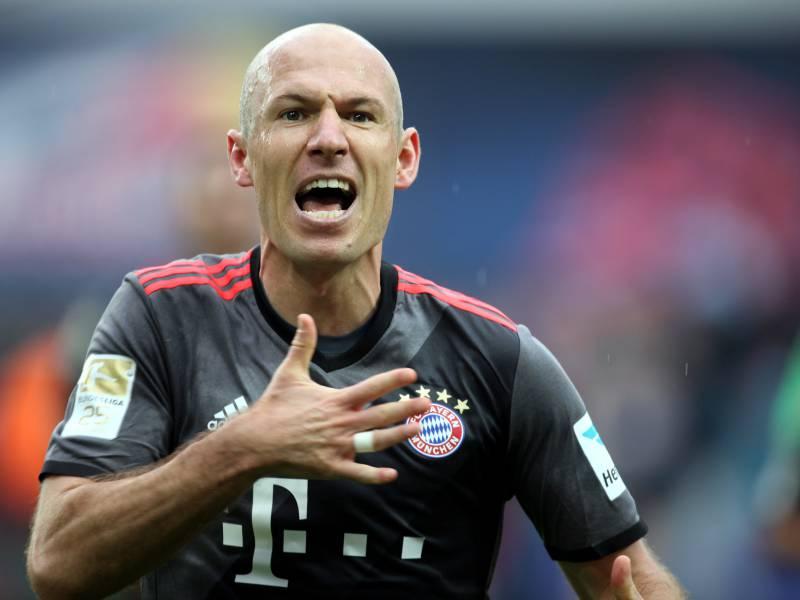 Arjen Robben Gibt Comeback In Den Niederlanden
