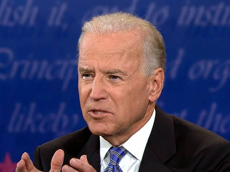 Biden Offiziell Praesidentschaftskandidat