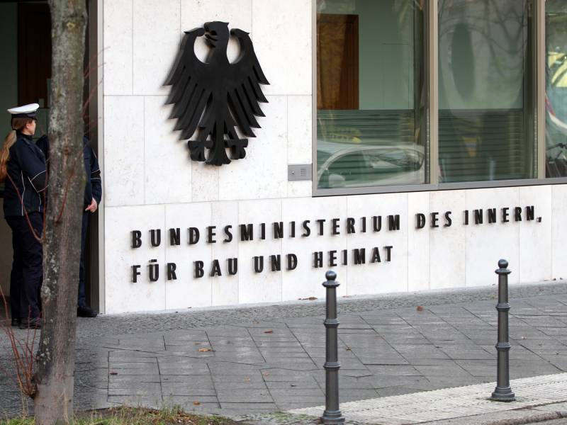 Bundesministerien Planen Racial Profiling Studie Bei Polizei