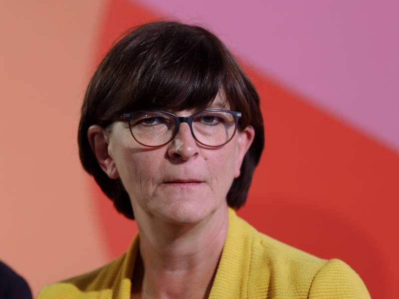 Cdu Generalsekretaer Kritisiert Esken