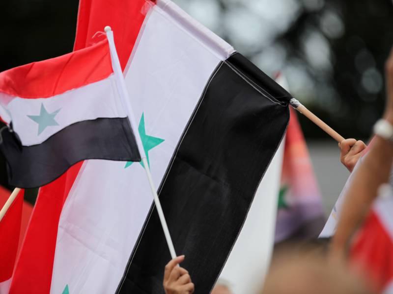 Deutschland Sagt Weitere Hilfen Fuer Syrien Zu
