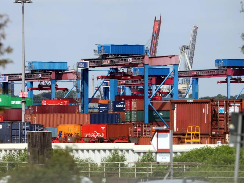 Dihk Warnt Nach Exporteinbruch Vor Protektionismus