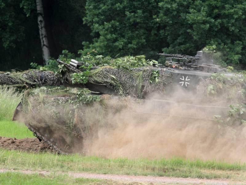 Einsatzbereitschaft Bei Bundeswehr Waffensystemen Verbessert