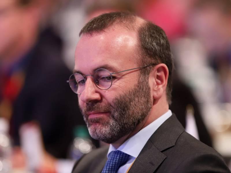 Evp Fraktionschef Droht Mit Nein Zum Eu Wiederaufbaufonds