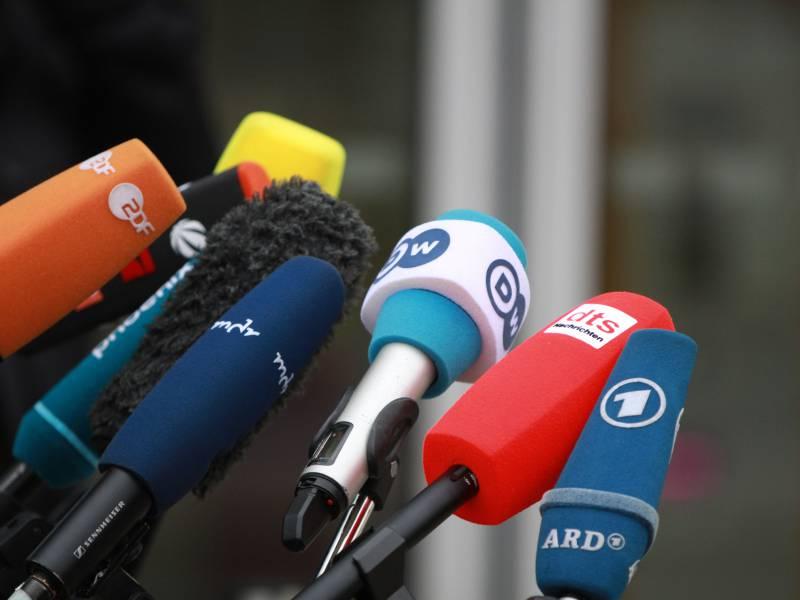 Ex Innenminister Sorgt Sich Um Pressefreiheit