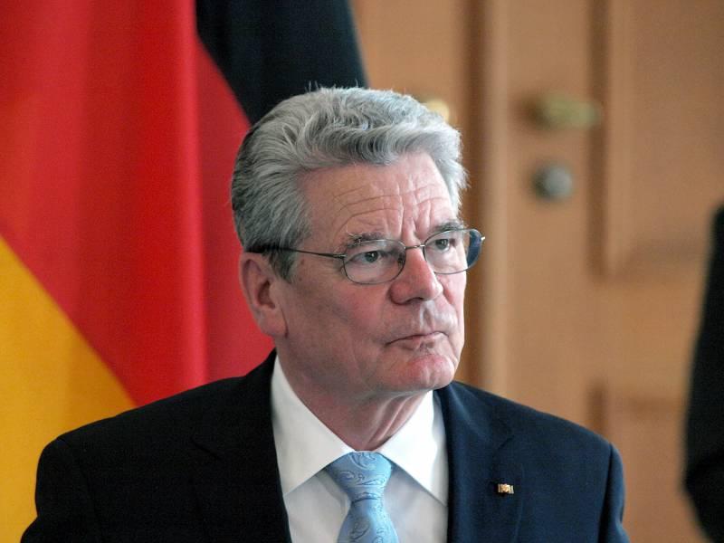 Gauck Wuerdigt Deutsch Deutsche Waehrungsunion