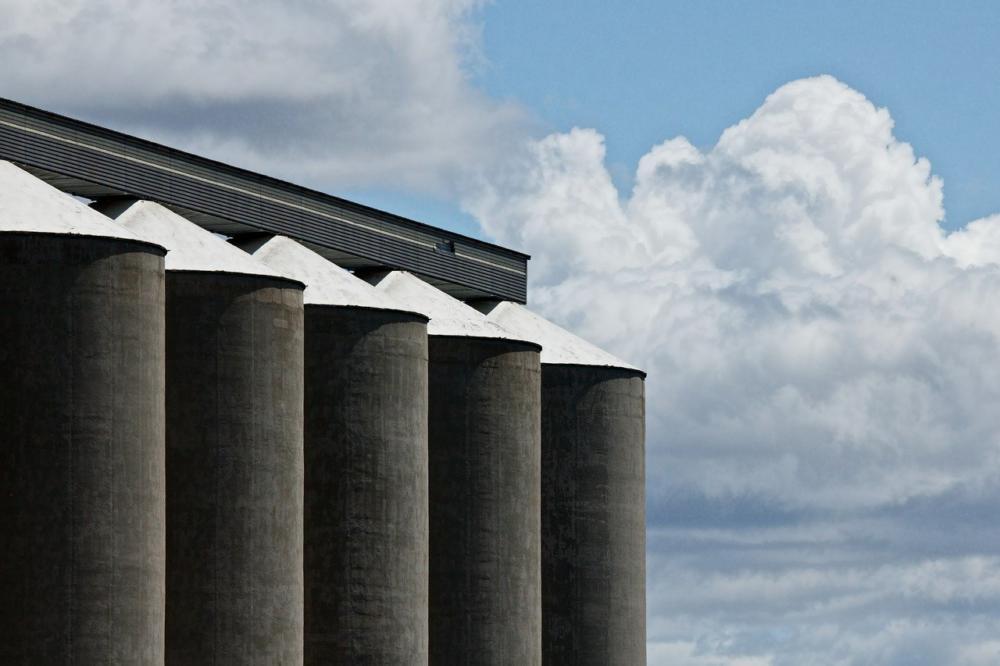 Grain Silo 420186 1280