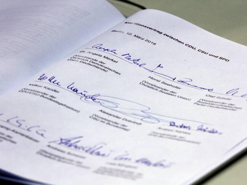 Groko Plant Sonder Koalitionsausschuss Zu Europa