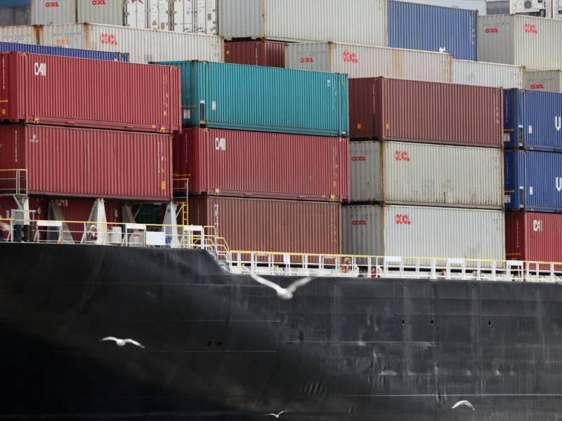 Importpreise Bleiben Auf Niedrigem Niveau