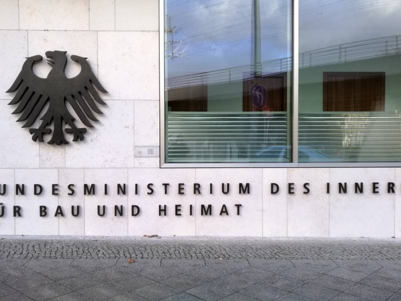 Innenministerium Sagt Vorstellung Von Verfassungsschutzbericht Ab