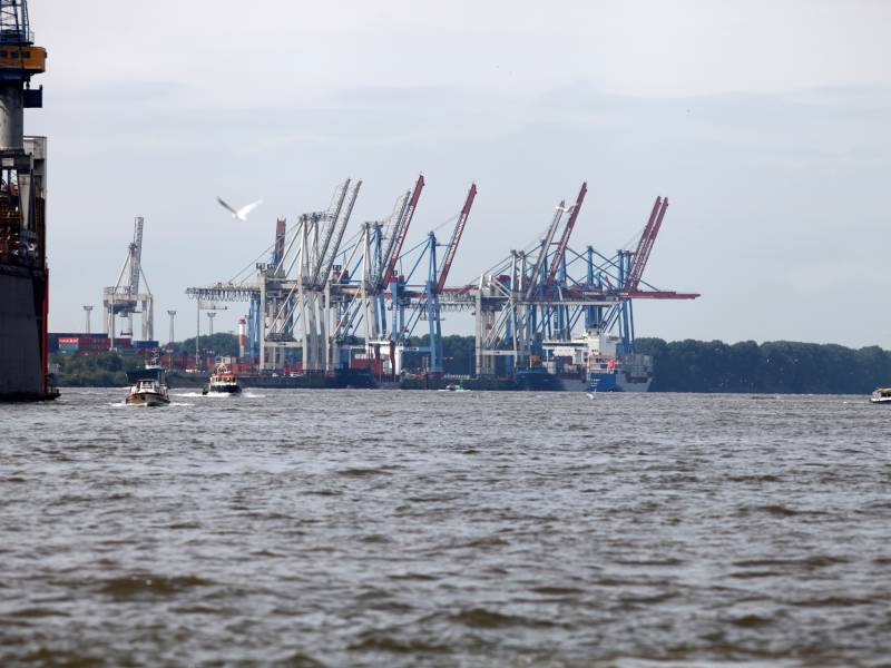Institut Fuer Weltwirtschaft Mit Export Absturz Talsohle Erreicht
