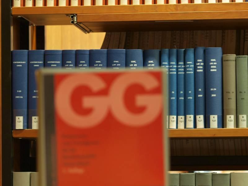 Integrationsbeauftragte Will Rasse Aus Grundgesetz Streichen