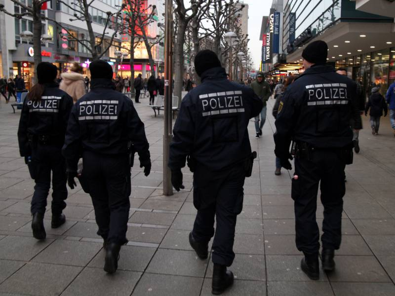 Lambrecht Sieht Kein Strukturelles Rassismusproblem Bei Polizei