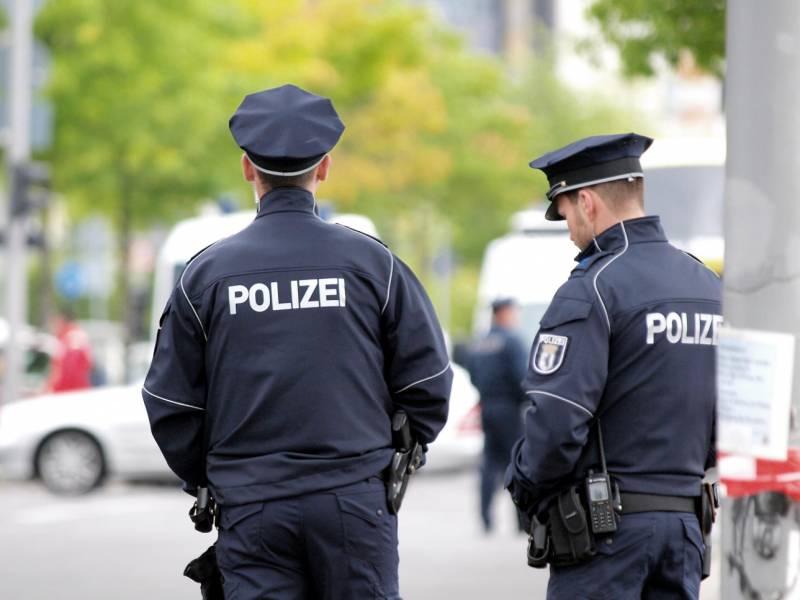 Linksfraktionschef Polizei Verdient Mehr Anerkennung