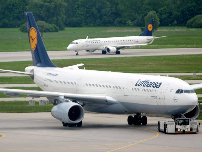 Lufthansa Kann Auf Milliardenkredit Sofort Zugreifen