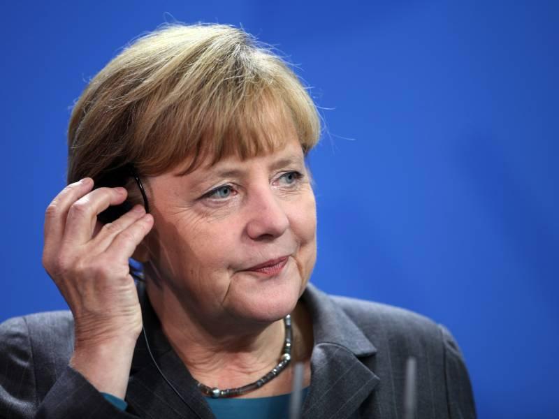 Merkel Bekundet Sympathie Fuer Calvino