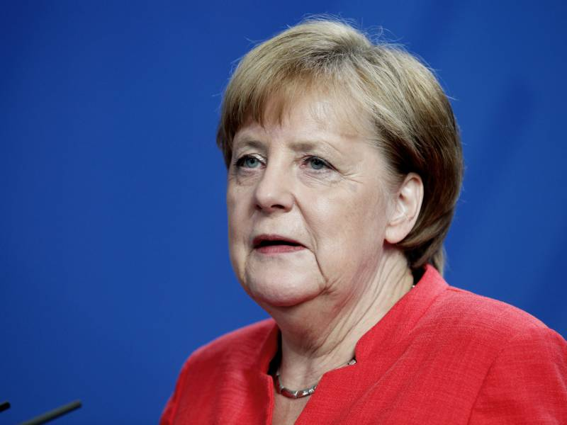Merkel Kuendigt Verlaengerung Der Eu Sanktionen Gegen Russland An