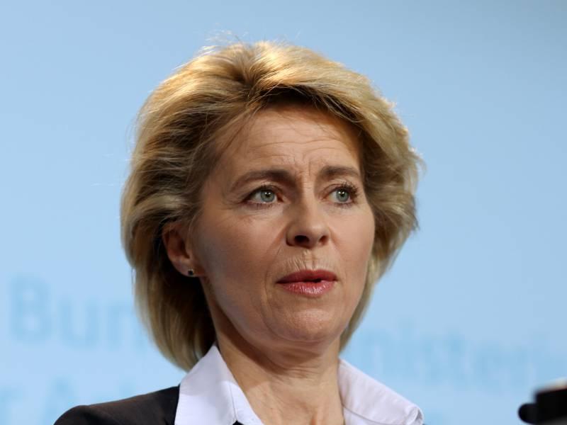 Opposition Widerspricht Von Der Leyens Entlastung In Berateraffaere