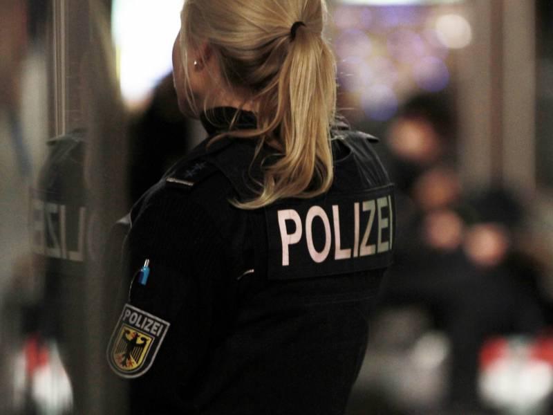 Polizeigewerkschaft Berlin Ohne Bundespolizisten Nur Konsequent