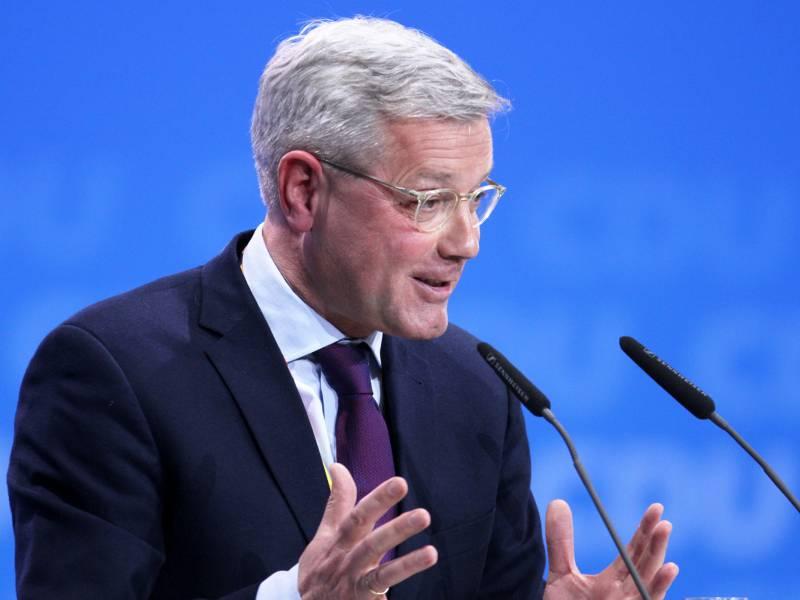 Roettgen Neuer Cdu Chef Muss Nicht Kanzlerkandidat Werden
