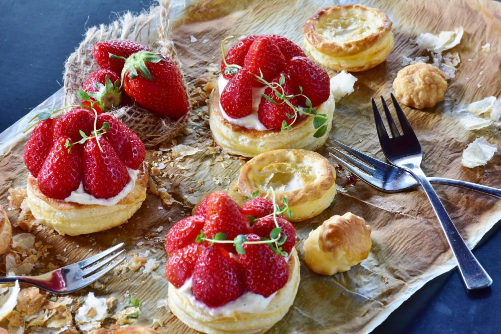 Strawberry Cake 3411540 1920