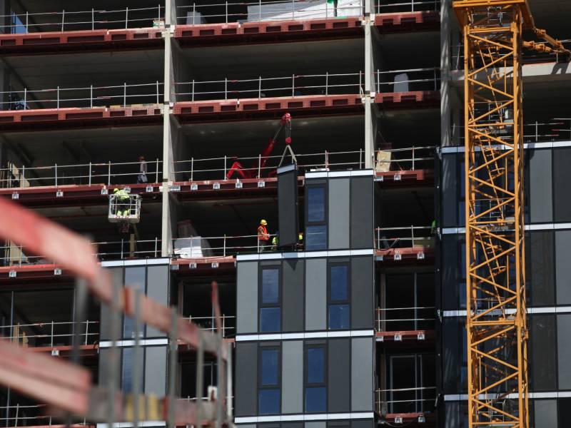 Umsatz Im Bauhauptgewerbe Gestiegen