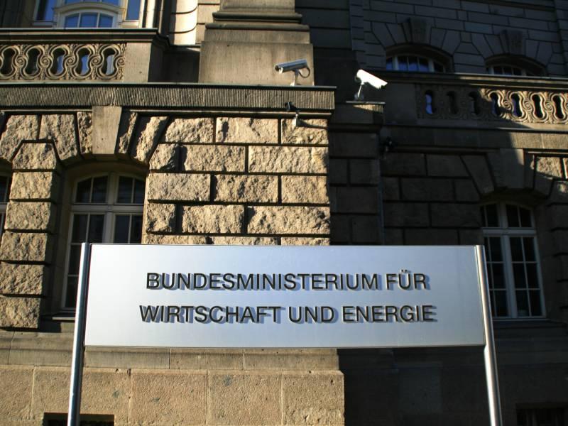 Wirtschaftsministerium Unterstuetzt Eigenes Digitalministerium