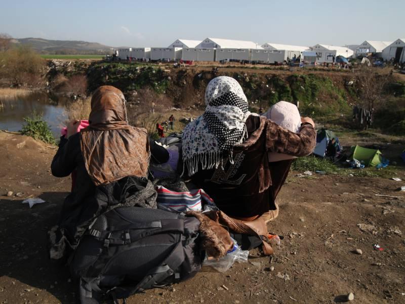 Zahl Der Fluechtlinge Weltweit Auf Rekordhoch Gestiegen