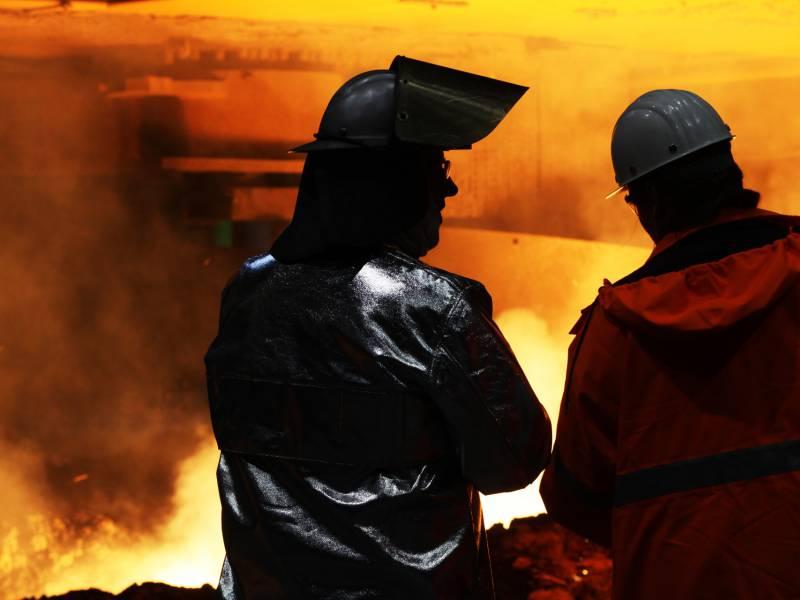 Auftragseingaenge Der Industrie Weiter Unter Vorkrisenniveau