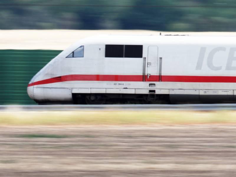 Bahn Meldet Hoehere Puenktlichkeit Im Fernverkehr