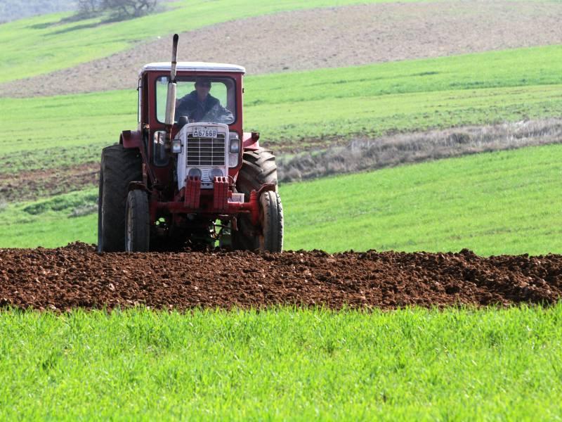 Bauern Verlangen Infrastruktur Fuer Bewaesserung