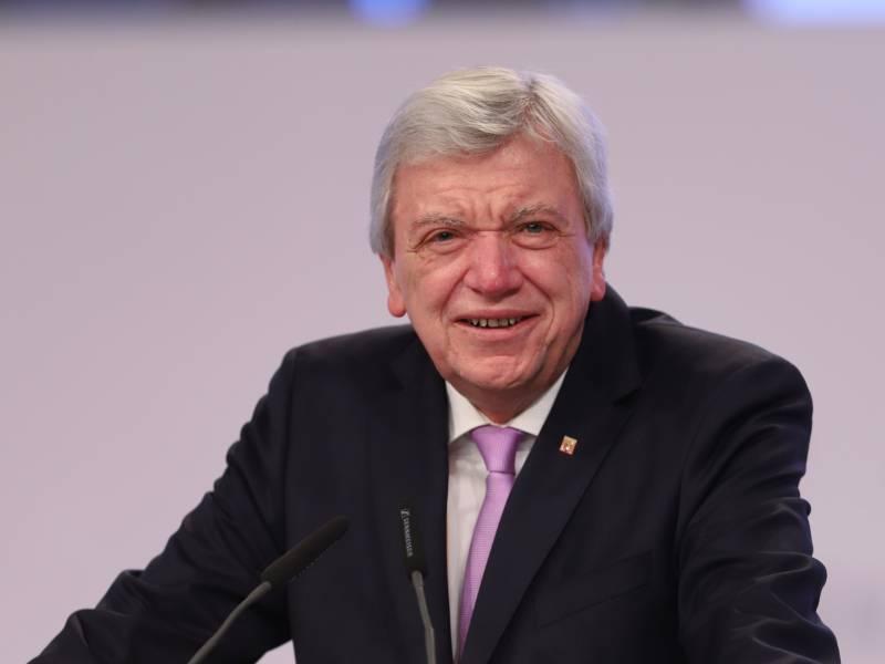 bouffier-ruft-cdu-zur-unterstuetzung-fuer-frauenquote-auf Bouffier ruft CDU zur Unterstützung für Frauenquote auf Politik & Wirtschaft Überregionale Schlagzeilen |Presse Augsburg