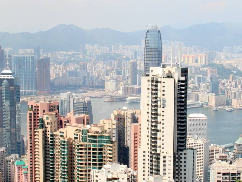 Britisches Foreign Office 200 000 Ausreisewillige Hongkonger