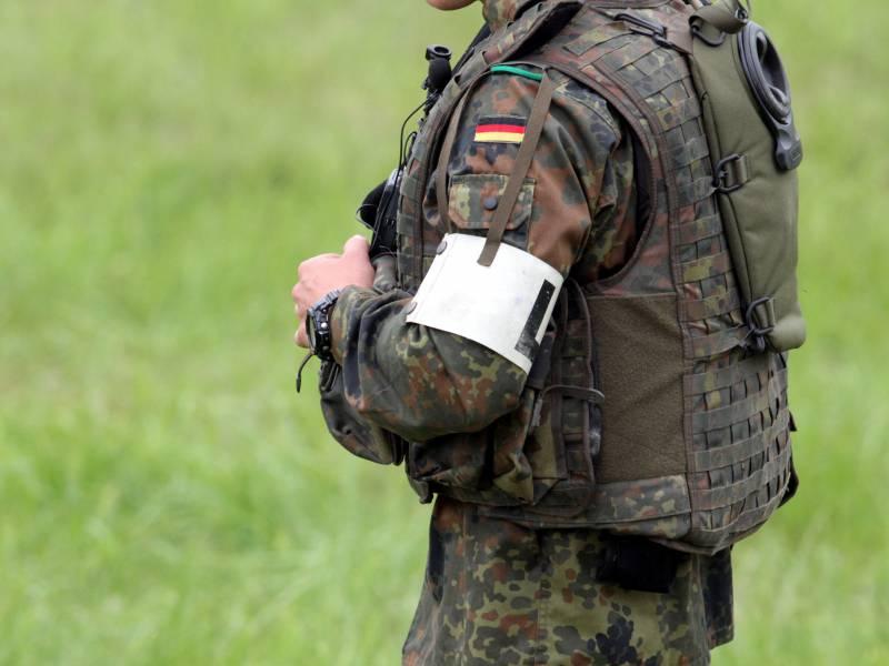 Bundeswehr Nur Noch Sieben Aktive Corona Faelle