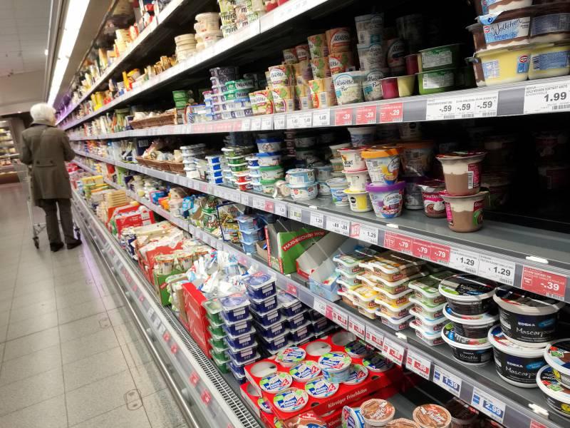 Einzelhandelsumsatz Im Mai Gestiegen
